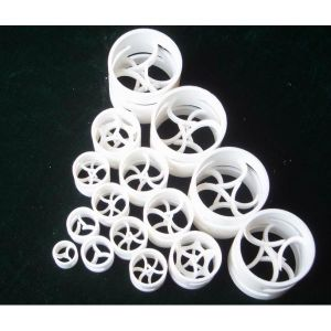 PTFE (Teflon) Pall Ring pictures & photos