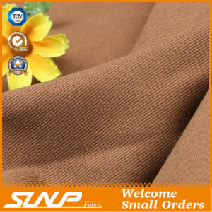 100% Cotton Twill Fabric for Pant/ Jacket/ Leisure Fabric