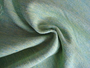 Cotton and Wool Heather Knit Fabrics pictures & photos