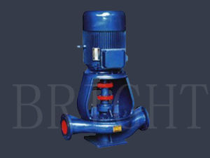 Isgb Type Vertical Pipeline Centrifugal Pump