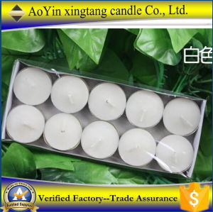 Factory Supply White Tealight Candle with Best Price pictures & photos