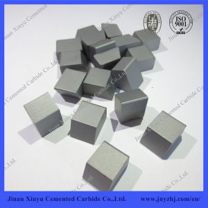 Regularly Sizes Tungsten Carbide Cube Block for Drilling Machine pictures & photos