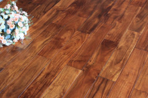 Hot Selling Acacia Engineered Flooring pictures & photos