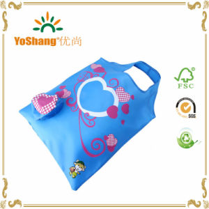 OEM Handled Style and Polyester Material Foldable Shopping Bag pictures & photos
