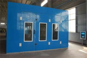Auto Parts Spray Painting Booth