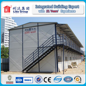 Double Storey Prefabricated House Worker Camp pictures & photos
