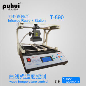 Puhui BGA Rework Station T-890, BGA Repair, Welding Machine T-890 pictures & photos