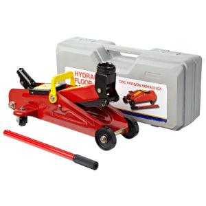 SGS 2ton Hydraulic Floor Jack / Max Height 345mm / PVC Box (D022-A)