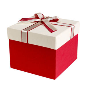 High Quanlity Decorative Christmas Gift Box pictures & photos