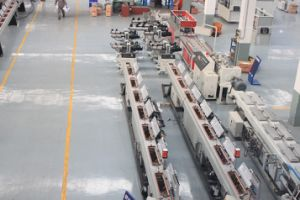 Plastic Pipe -PVC Electricity Pipes/ Tube Production Line pictures & photos