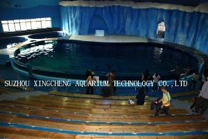 UV Resistance Acrylic Swimming Pools pictures & photos