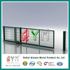 High Security and Pratical Wire Mesh Fence (manufacture) pictures & photos
