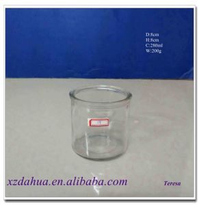 Wholesale Glass Candle Light Holder pictures & photos