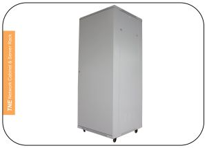 Steel Metal Door Network Cabinet pictures & photos