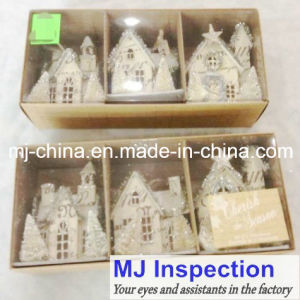 China Products Inspection Service / During Production Inspection / Online Inspection