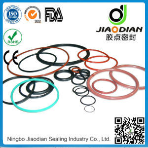 EPDM O Rings Shaft Seals with SGS RoHS FDA Certificates As568 (O-RINGS-0061) pictures & photos