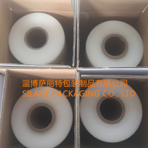 Quality Blown LLDPE Multi-Layer Clear Stretch Film pictures & photos