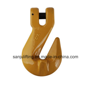 G80 Clevis Grab Hook with Pin for EN818-2 G80 Chain