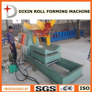 Good Quality Hydraulic Decoiling and Feeding Machine with or Without Coil Car pictures & photos