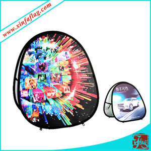 Polyester exhibition Display/Pop out Display Printing