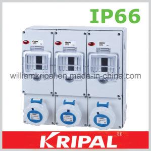 IP66 Waterproof Socket Box pictures & photos