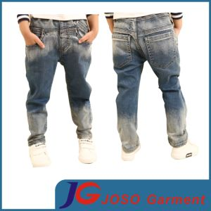 Baby Toddler Denim Cotton Pants (JC8014) pictures & photos