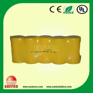 High Temperature Battery Ni-CD Battery C4000mAh 6.0V Lightings pictures & photos