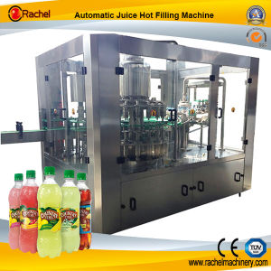 Fruit Juice Filling Machine pictures & photos