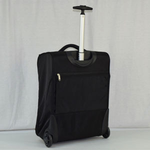2017 Cabin Size Single Bar Trolley Bag with OEM Service pictures & photos