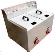 New 20L Gas Deep Fryer (CHZ-20L) pictures & photos