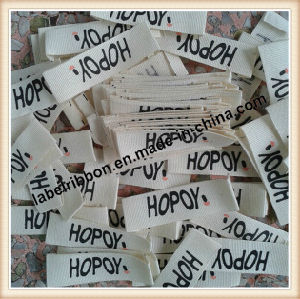 High Quality Cloth Woven Label (wl10121) pictures & photos