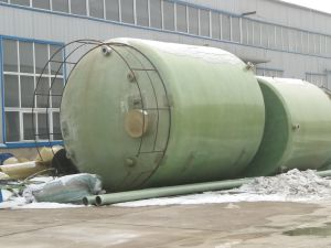 Double Wall Storage FRP GRP Tanks pictures & photos