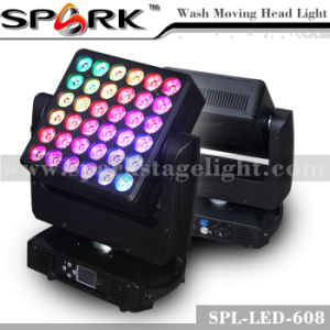 Endless Rotation LED Moving Head Light with Artnet