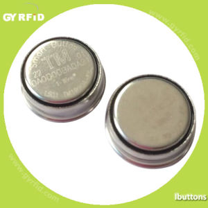 TM 1991L-F5 Touch Memory Button Keyfobs for Hotel Door Lock (GYRFID) pictures & photos