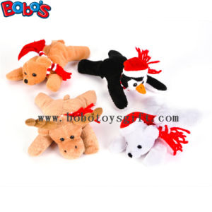 "6""Xmas Bean Bag Stuffed Animal Toy Children Christimas Gift pictures & photos"