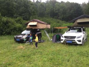 Offroad 4WD Outdoor Camping Canopy Car Rooftop Tent pictures & photos