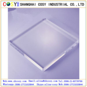 Hot Sale Decorative Material Cast Acrylic Sheet with Good Quality pictures & photos