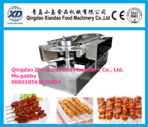 Satay Souvlaki Kebab Grill Machine for Sale pictures & photos