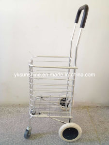Hand Dolly Trolley with Wheel (XY-448) pictures & photos