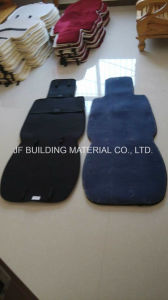 Export to Russia Shipskin Car Seat Cushion with Many Colors pictures & photos