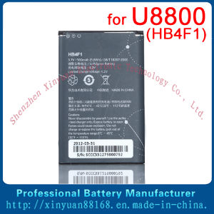 Mobile Cell Phone Hb4f1 Battery for Huawei