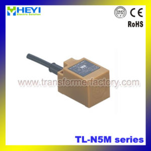 (TL-N5M series) No Nc No+Nc Square Switch Inductive Proximity Sensor with CE pictures & photos
