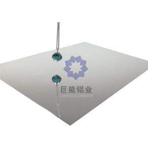 Anodized Mirror Aluminium for Lighting/ Name-Plate/ Decoration (A6600)