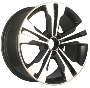 17inch and 18inch Alloy Wheel Replica Wheel for Benz Cla 200 pictures & photos
