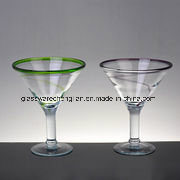 Thick Stem Martini Glass (B-MT05) pictures & photos