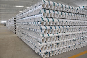 PVC-U Drainage Pipe pictures & photos