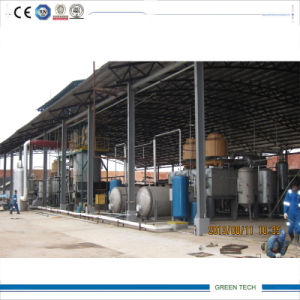30ton Per Batch Used Plastic Recycling to Diesel Machinery pictures & photos