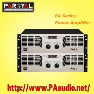Professional Amplifier (PA6.0)