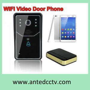 2.4G Wireless WiFi Home Security Video Door Intercom Systems Support Mobile Phone pictures & photos