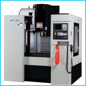 Chinese Xh7132A Vertical Machining Center